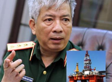 Tướng Nguyễn Chí Vịnh: Trung Quốc nói một đằng làm một nẻo