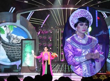 Chung kết Gương mặt thân quen 2014: Hoài Lâm 'vượt mặt' Minh Thuận