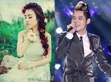 Trang Lucy hát 'Anh' theo thảm hoạ âm nhạc Cao Hữu Thiên