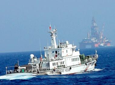 Clip: Trung Quốc rút bớt số tàu bảo vệ giàn khoan