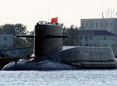 Trung Quốc thử nghiệm tàu ngầm mới ở Biển Đông