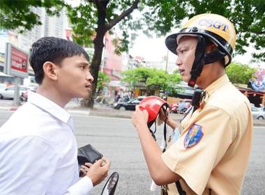 Thông tin mới nhất về quy định xử phạt mũ bảo hiểm 'dởm'