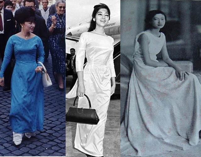Biểu tượng thời trang Việt qua từng thời kỳ