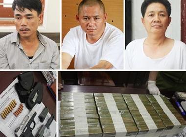 Ly kỳ cuộc truy bắt trùm ma túy Tuấn 'lay' thủ K59 trong người