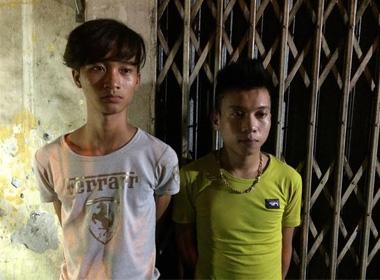 18 tuổi đi mua ma túy, gặp 141 bỏ chạy như phim