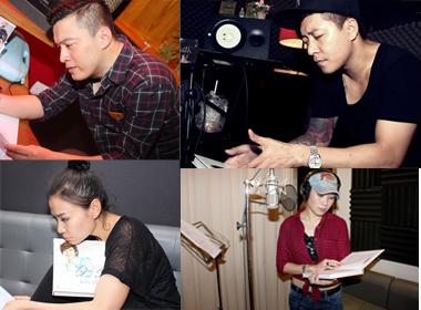 Dàn sao 'khủng' tái hiện hit cũ của Wanbi Tuấn Anh