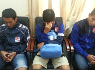 Thêm 5 cầu thủ Đồng Nai dàn xếp tỷ số...