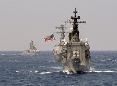 Tình hình biển Đông chiều 23/7: Châu Á tăng...