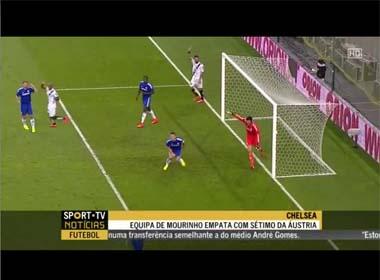 Video AC Wolfsberger 1-1 Chelsea