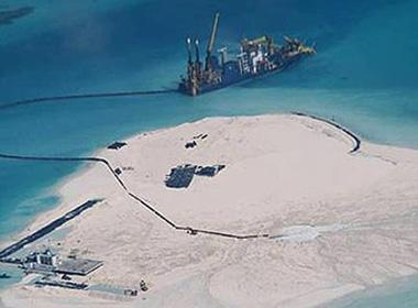 Tình hình biển Đông chiều 24/7: Trung Quốc ngang nhiên nạo vét kênh ở Hoàng Sa