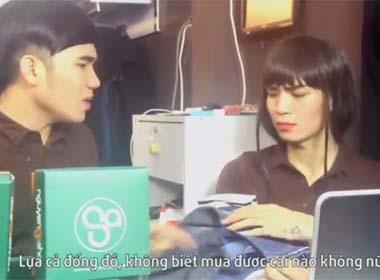 BB&BG tiếp tục khiến người xem 'khó đỡ' với Kiss me của Thủy Tiên