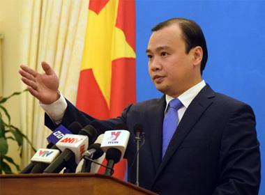 Tình hình biển Đông tối 31/7: Việt Nam lên tiếng về việc TQ tập trận tại Biển Đông