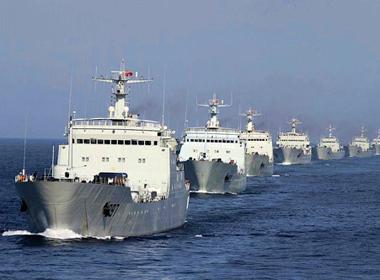 Tình hình biển Đông sáng 31/7: Trung Quốc tung 50.000 'vũ khí bí mật' xuống biển