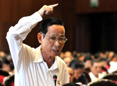 Ông Nguyễn Đăng Trừng, người vừa bị khai trừ Đảng là ai?