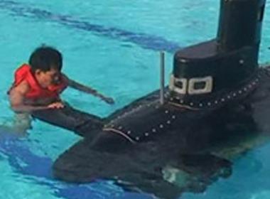 Tàu ngầm Việt Nam xuất ngoại: Điều khiển dễ hơn đi… xe đạp
