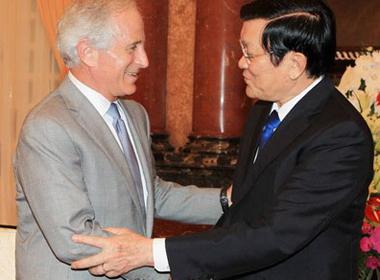 Mỹ sẽ sớm bỏ lệnh cấm bán vũ khí sát thương cho Việt Nam