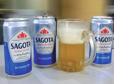 Bia uống không say xuất hiện ở TP.HCM