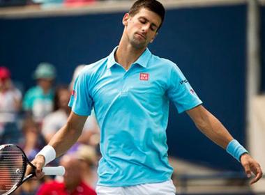 Djokovic: 'Tôi đã chơi quá kém'