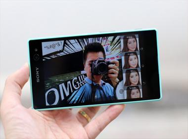 Sony Xperia C3 - Smartphone chuyên chụp ảnh selfie