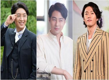 3 mỹ nam cạnh tranh ngôi 'Vua' ở Hàn Quốc