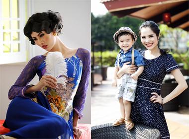 Những sao Việt gây bất ngờ khi công bố làm mẹ đơn thân
