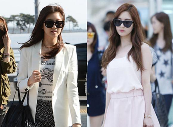 Seo Hyun SNSD với gu mặc đơn giản mà lôi cuốn