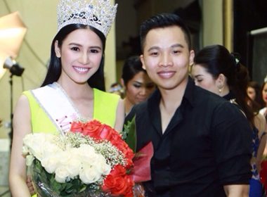Tường Vy xuất sắc đăng quang Hoa hậu người Việt
