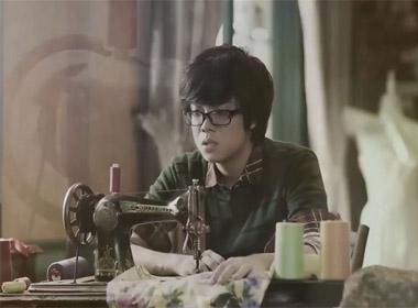 Bùi Anh Tuấn làm thợ may trong 'Mơ hồ'
