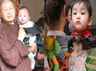 Công bố thông tin nơi 11 đứa trẻ chùa Bồ Đề đang sống