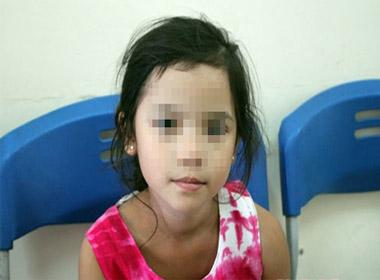 Giải cứu bé gái sau 10 ngày bị bắt cóc