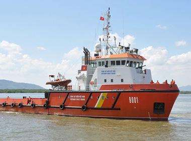 2 tàu CSB trở về sau gần 100 ngày cưỡi sóng