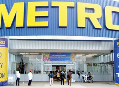 Metro ra đi là lời cảnh báo cho mô hình siêu thị bán buôn