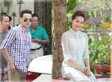 Em trai Minh Hằng lần đầu đóng MV cùng chị gái trong 'Giờ em đã biết'