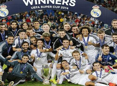 Ronaldo tỏa sáng, Real đoạt Siêu cúp châu Âu