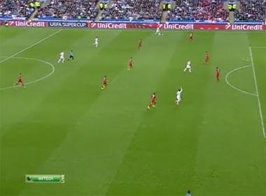 Video Real thắng Sevilla giành siêu cúp