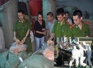 Nóng 24h: Phát hiện 2 tấn mực cao su, Rơi trực thăng ứng viên Tổng thống Brazil thiệt mạng