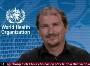 Video WHO cho phép sử dụng thuốc ZMapp cho bệnh nhân Ebola