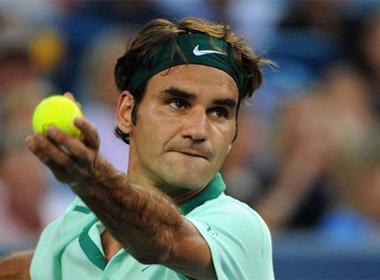 Tứ kết Cincinnati Masters: Federer đụng độ Murra
