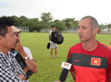 HLV U.19 Việt Nam: Tôi cảm thấy thất vọng về kết quả