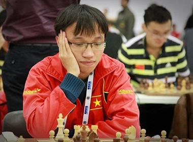 Trường Sơn đoạt HCV bàn 2 Olympiad cờ vua 2014