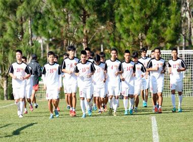U19 Việt Nam – U21 Brunei: Thách thức chủ nhà