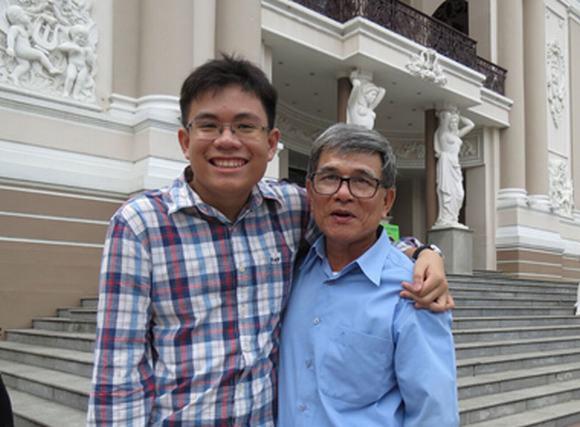 Thủ khoa Lê Nguyễn Nguyên Khôi: Tôi không là mọt sách