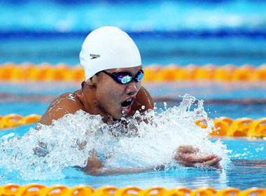 Ánh Viên bỏ thi chung kết Olympic trẻ 2014