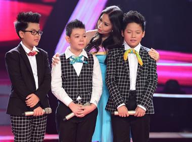 Giọng hát Việt nhí: Tiến Quang, Hải Khang và Mai Chí khoe giọng với ca khúc 'I dream a dream'