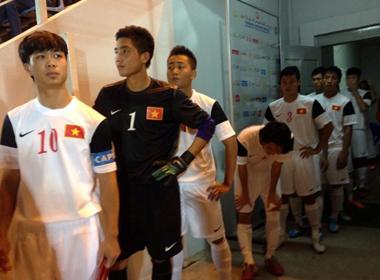 U19 Việt Nam giành vé vào bán kết