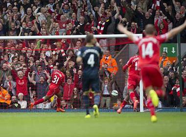 Liverpool - Southampton: Song sát tỏa sáng kịp thời