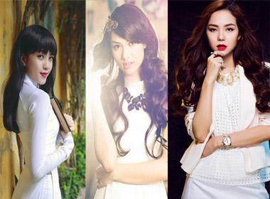 Những sao Việt bất ngờ chuyển hướng gợi cảm