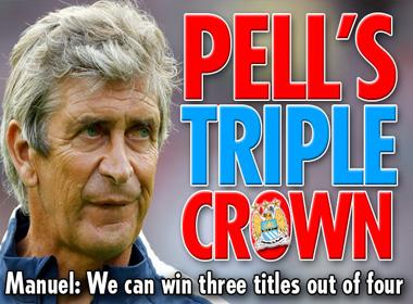 Man City: Chúng tôi sẽ đăng quang lần thứ 3!