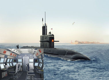 Trung Quốc mua một loạt tàu ngầm hiện đại hơn cả Kilo