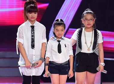 Giọng hát Việt nhí: Khán giả phát cuồng với 'Tóc hát' của đội Cẩm Ly